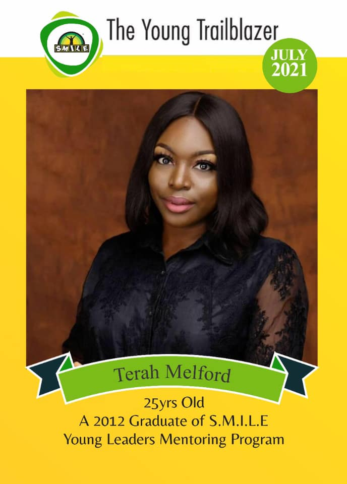 Terah Melford | Youth Lead Change